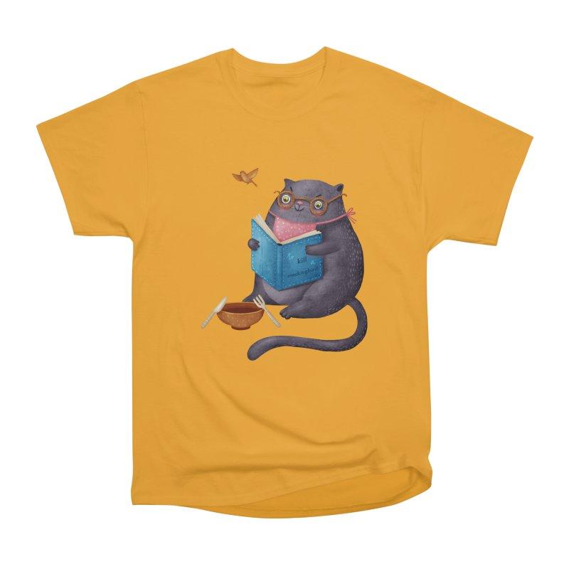 To Kill A Mockingbird Men's Heavyweight T-Shirt by Literary Swag