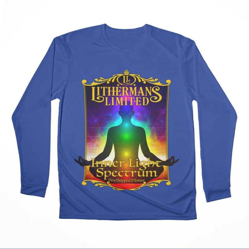 Inner Light Spectrum Men's Performance Longsleeve T-Shirt by Lithermans Limited Print Shop