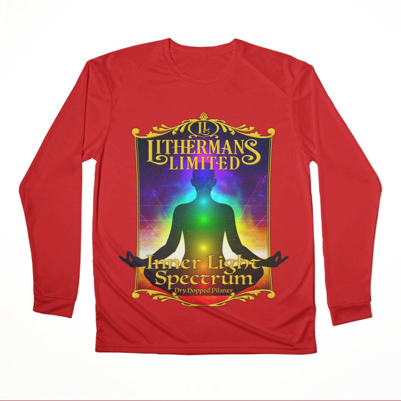 Inner Light Spectrum Women's Performance Unisex Longsleeve T-Shirt by Lithermans Limited Print Shop