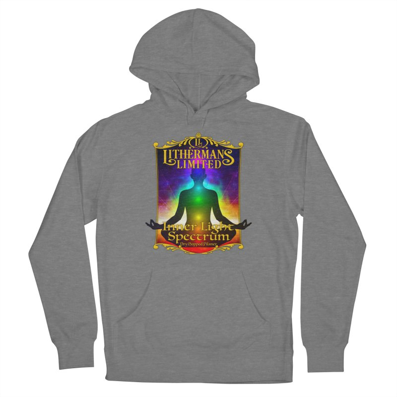 Inner Light Spectrum Women's Pullover Hoody by Lithermans Limited Print Shop