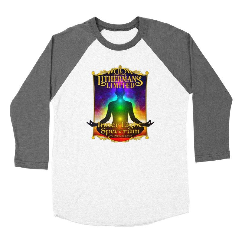 Inner Light Spectrum Women's Longsleeve T-Shirt by Lithermans Limited Print Shop