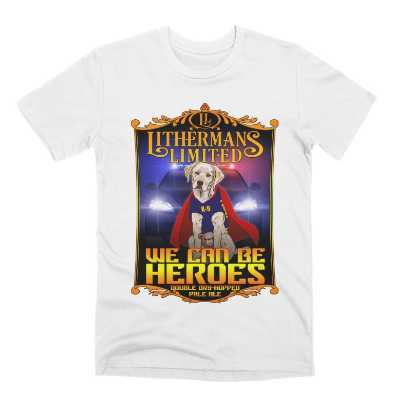 Men's None by Lithermans Limited Print Shop