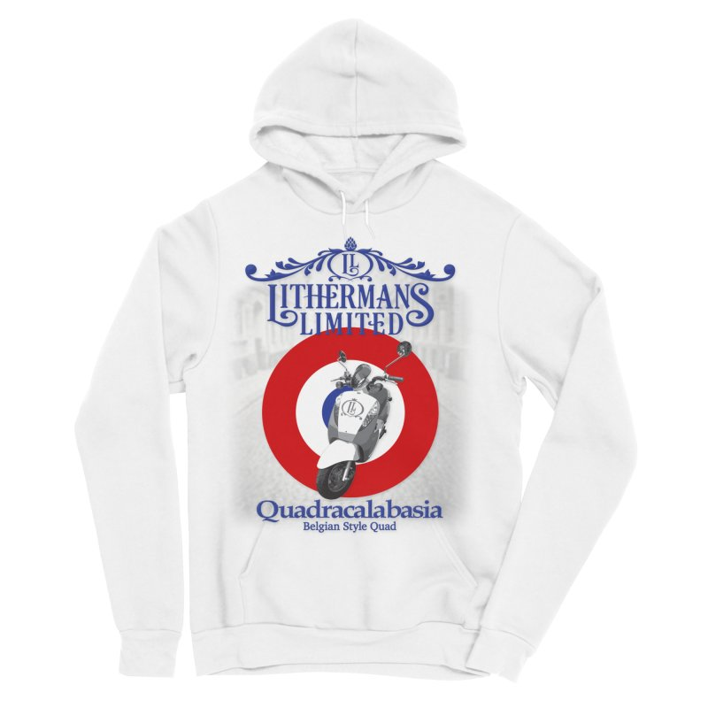 Quadracalabasia Women's Sponge Fleece Pullover Hoody by Lithermans Limited Print Shop
