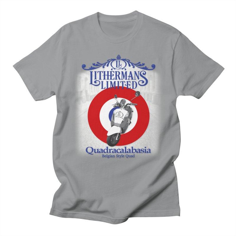 Quadracalabasia Women's Regular Unisex T-Shirt by Lithermans Limited Print Shop