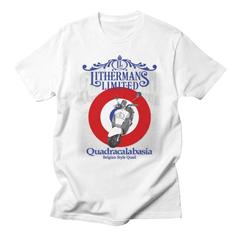 Quadracalabasia Men's Regular T-Shirt by Lithermans Limited Print Shop
