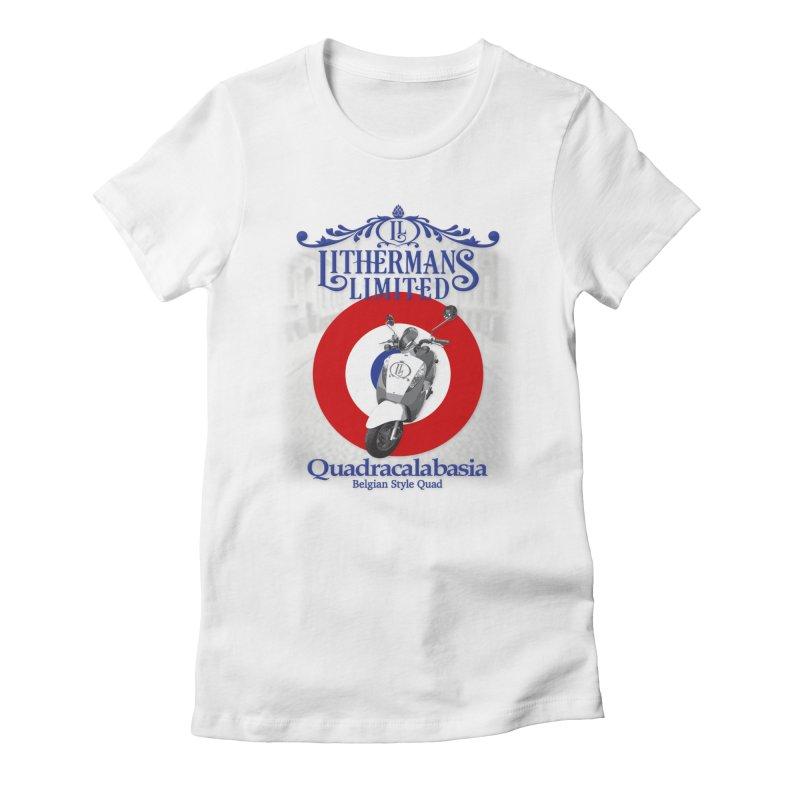 Quadracalabasia Women's T-Shirt by Lithermans Limited Print Shop
