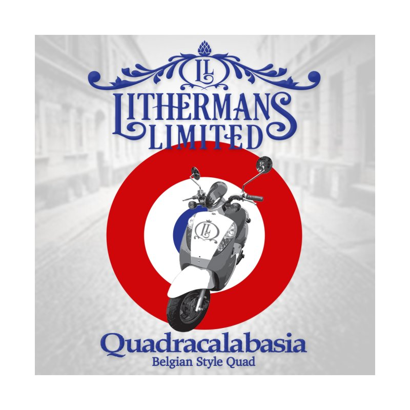 Quadracalabasia Men's Tank by Lithermans Limited Print Shop