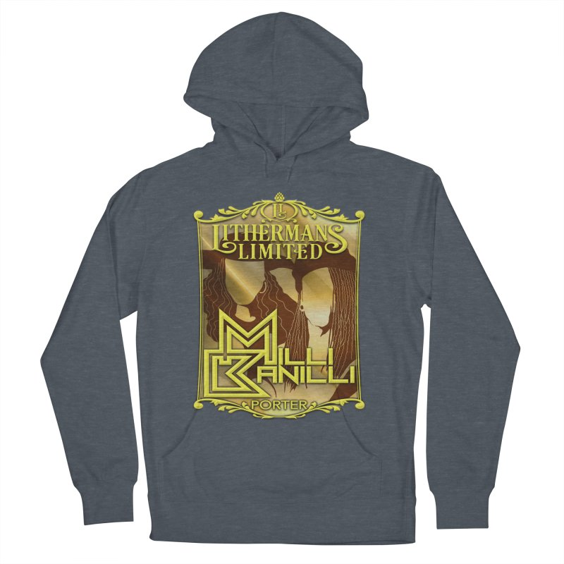 Milli Banilli Women's French Terry Pullover Hoody by Lithermans Limited Print Shop