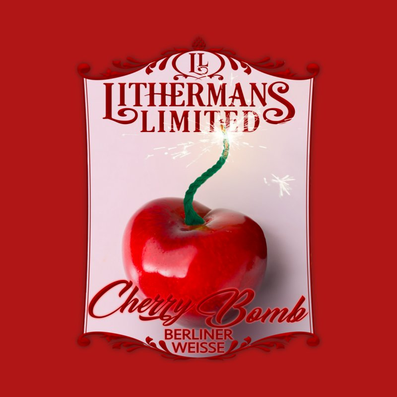 Cherry Bomb   by Lithermans Limited Print Shop