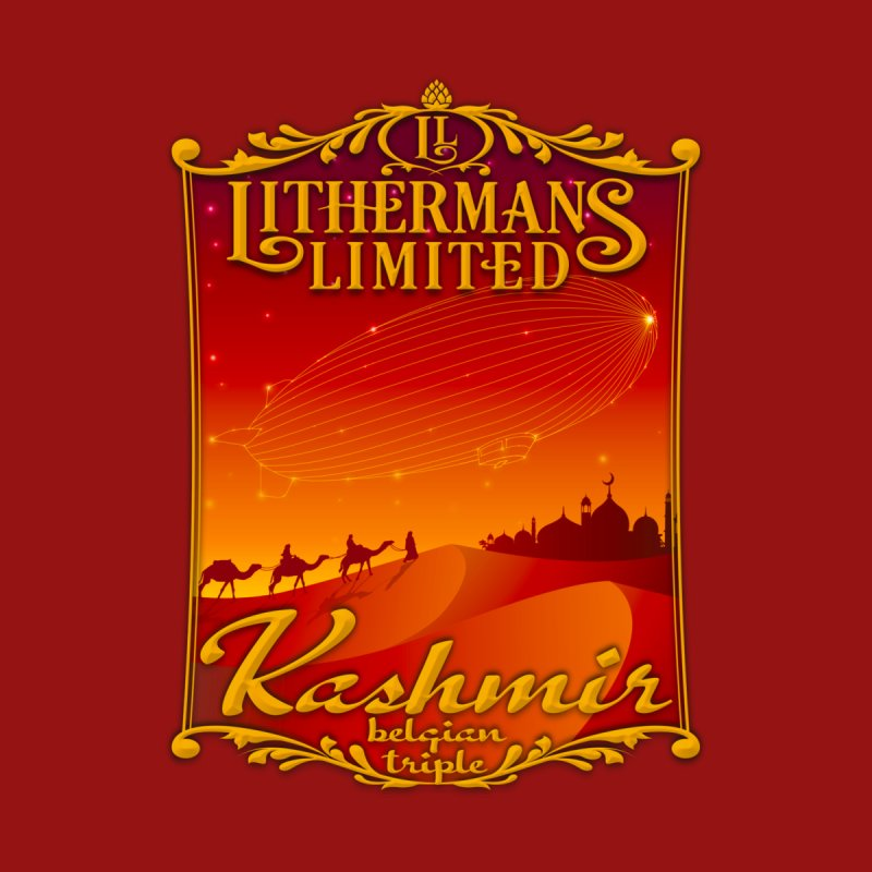 Kashmir by Lithermans Limited Print Shop