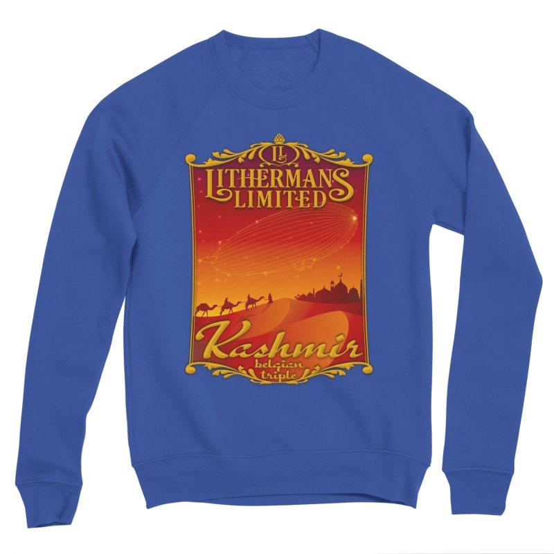 Kashmir Women's Sponge Fleece Sweatshirt by Lithermans Limited Print Shop