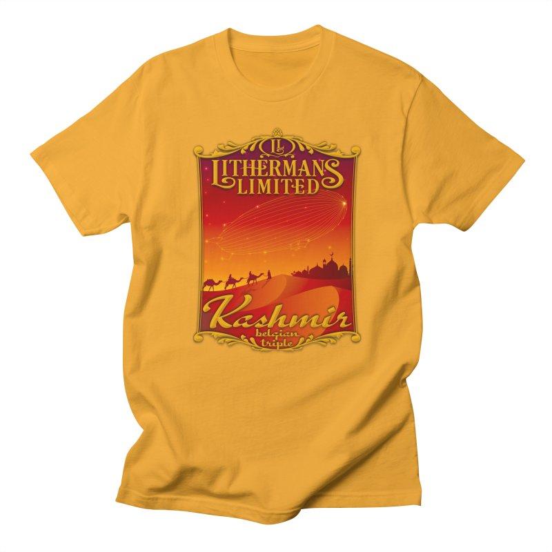 Kashmir Women's Regular Unisex T-Shirt by Lithermans Limited Print Shop