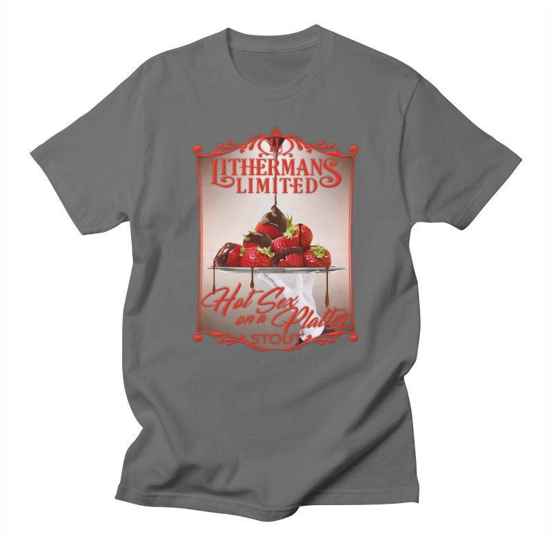 Hot Sex on a Platter Men's T-Shirt by Lithermans Limited Print Shop