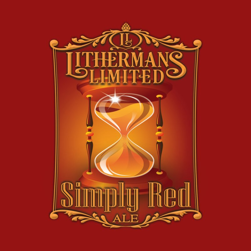 Simply Red by Lithermans Limited Print Shop