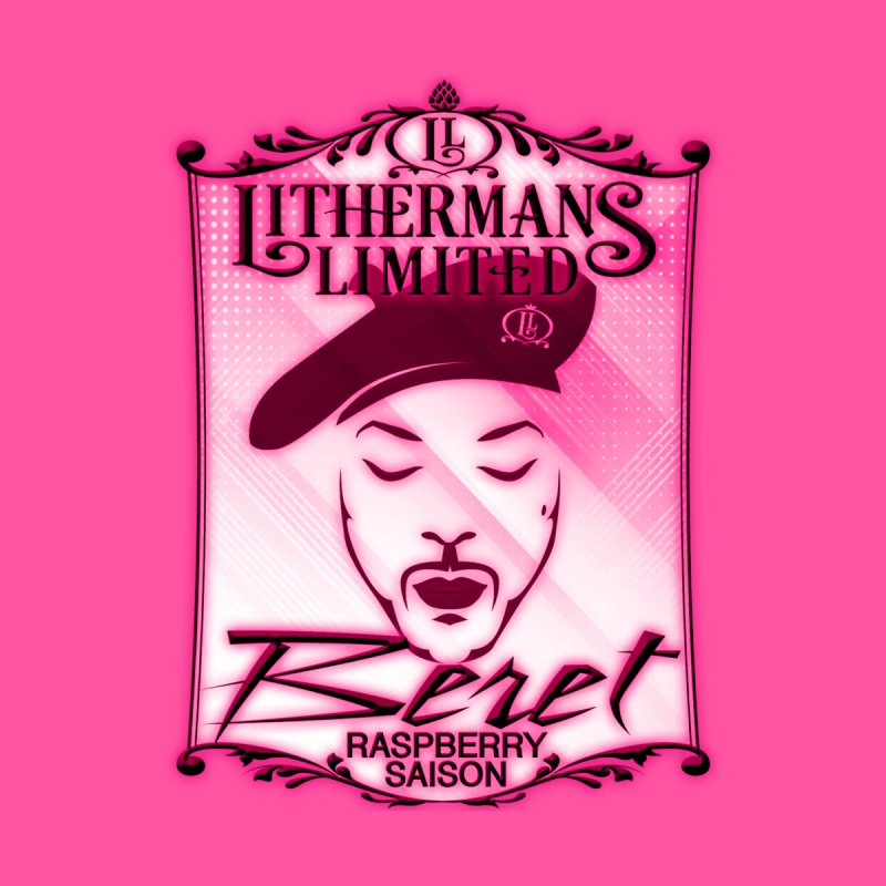 Beret by Lithermans Limited Print Shop