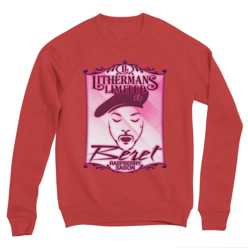 Beret Women's Sponge Fleece Sweatshirt by Lithermans Limited Print Shop