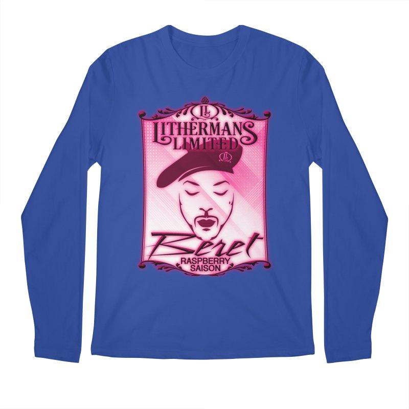 Beret Men's Regular Longsleeve T-Shirt by Lithermans Limited Print Shop