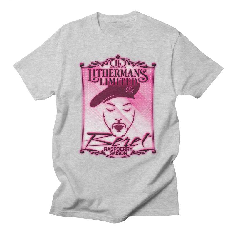 Beret Women's Regular Unisex T-Shirt by Lithermans Limited Print Shop