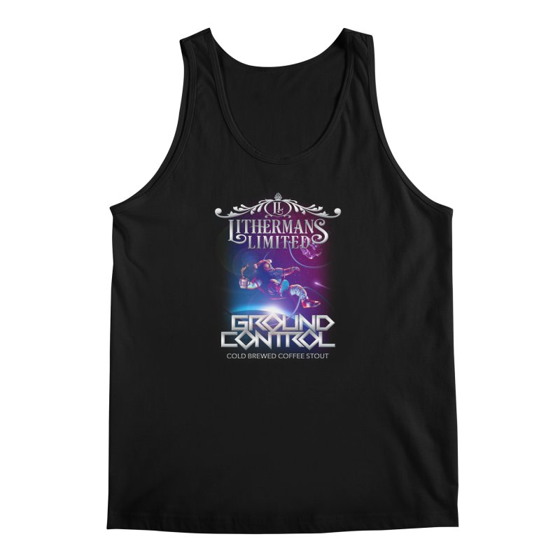 Ground Control Men's Regular Tank by Lithermans Limited Print Shop