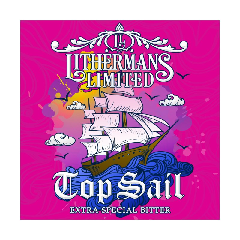 Top Sail Men's Tank by Lithermans Limited Print Shop