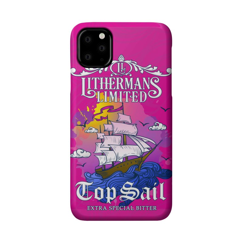 Top Sail Accessories Phone Case by Lithermans Limited Print Shop