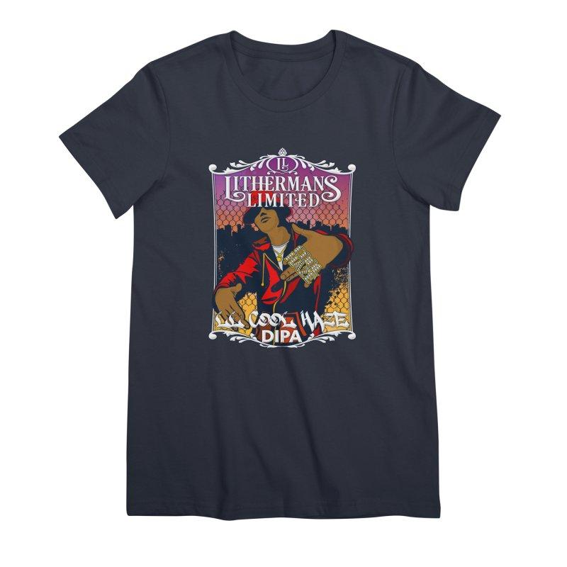 LL Cool Haze Women's Premium T-Shirt by Lithermans Limited Print Shop