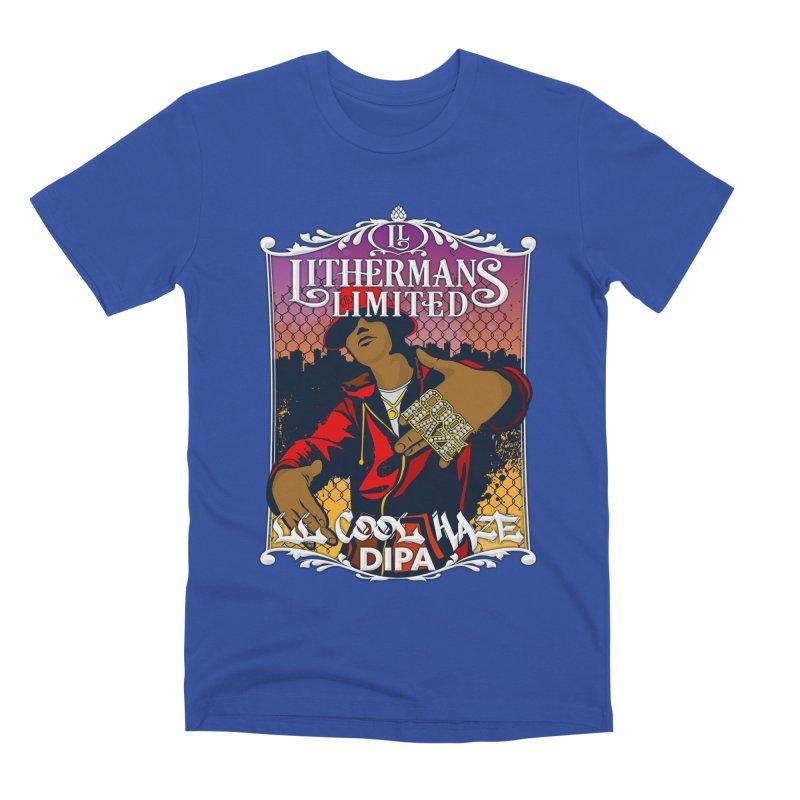 LL Cool Haze Men's Premium T-Shirt by Lithermans Limited Print Shop