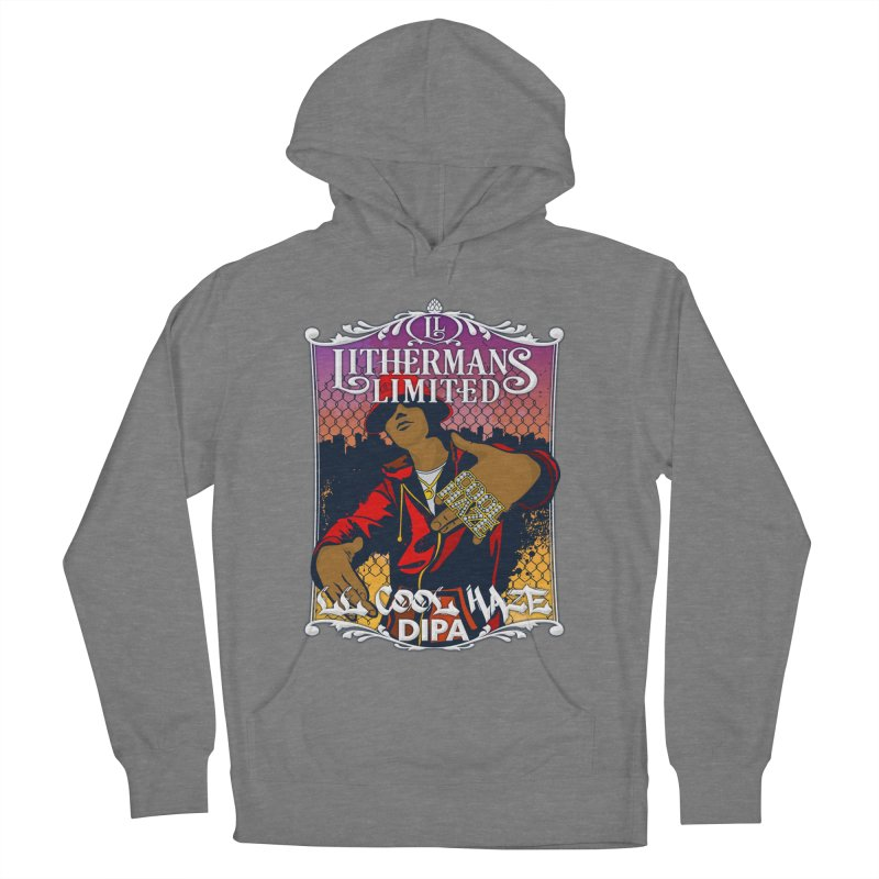 LL Cool Haze Women's Pullover Hoody by Lithermans Limited Print Shop
