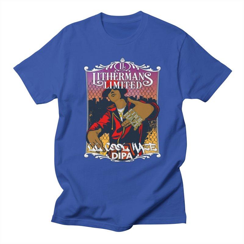 LL Cool Haze Men's Regular T-Shirt by Lithermans Limited Print Shop