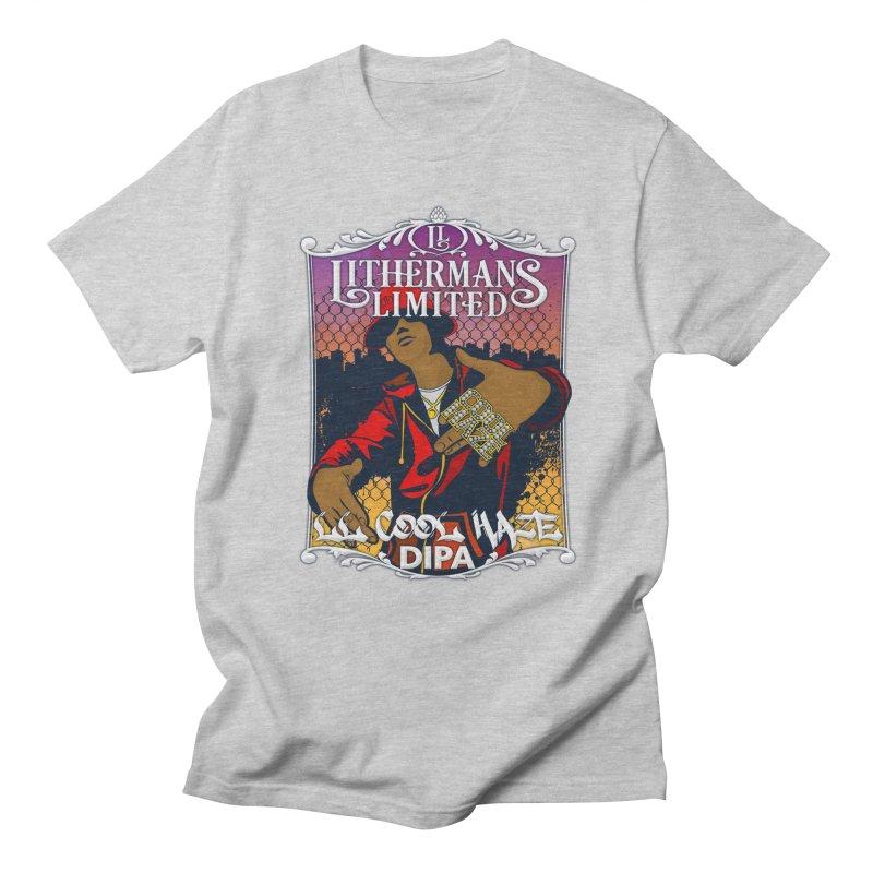 LL Cool Haze Women's Regular Unisex T-Shirt by Lithermans Limited Print Shop