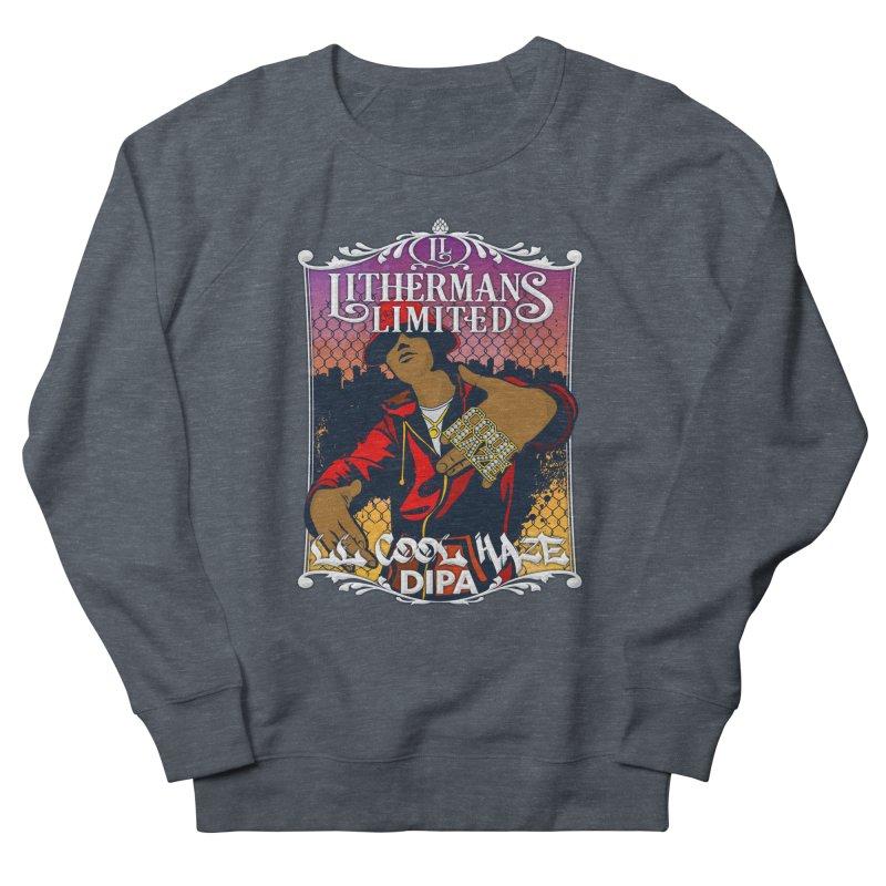 LL Cool Haze Men's Sweatshirt by Lithermans Limited Print Shop