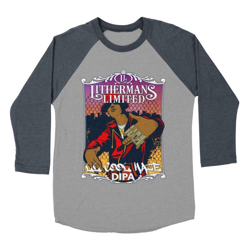 LL Cool Haze Women's Baseball Triblend Longsleeve T-Shirt by Lithermans Limited Print Shop