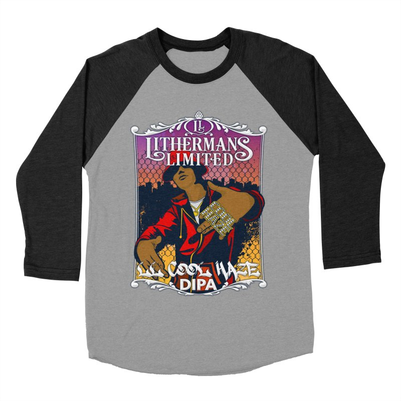 LL Cool Haze Men's Longsleeve T-Shirt by Lithermans Limited Print Shop