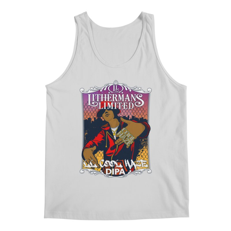 LL Cool Haze Men's Regular Tank by Lithermans Limited Print Shop