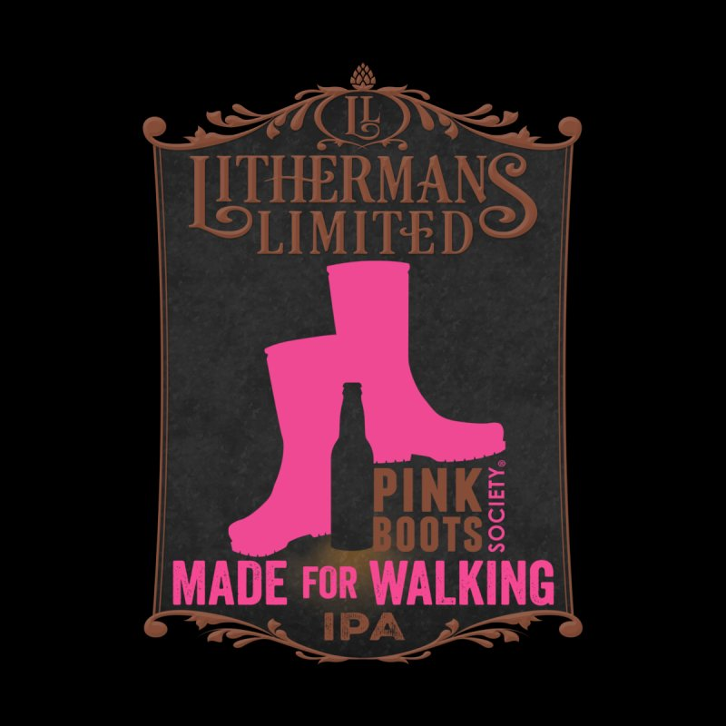 Made For Walking by Lithermans Limited Print Shop