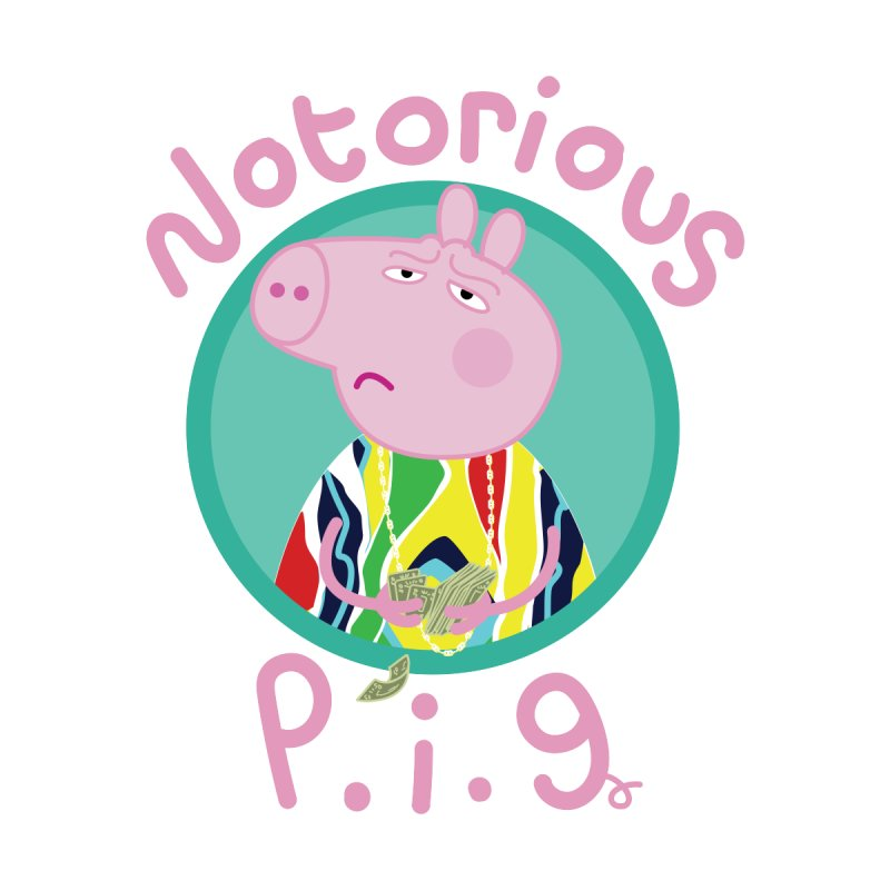 NOTORIOUS P.I.G. Women's Tank by litoq's Artist Shop