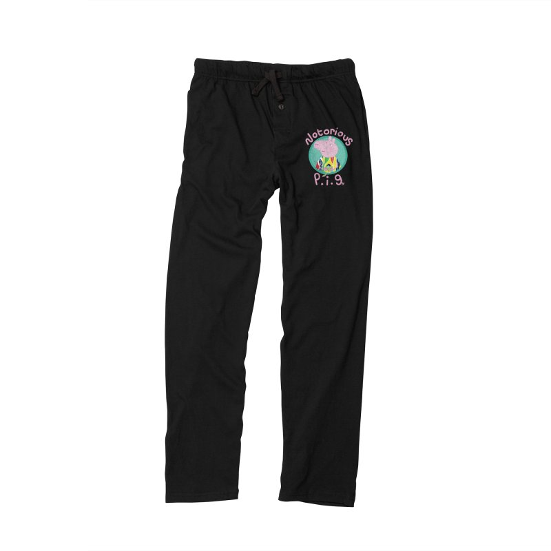 NOTORIOUS P.I.G. Women's Lounge Pants by litoq's Artist Shop