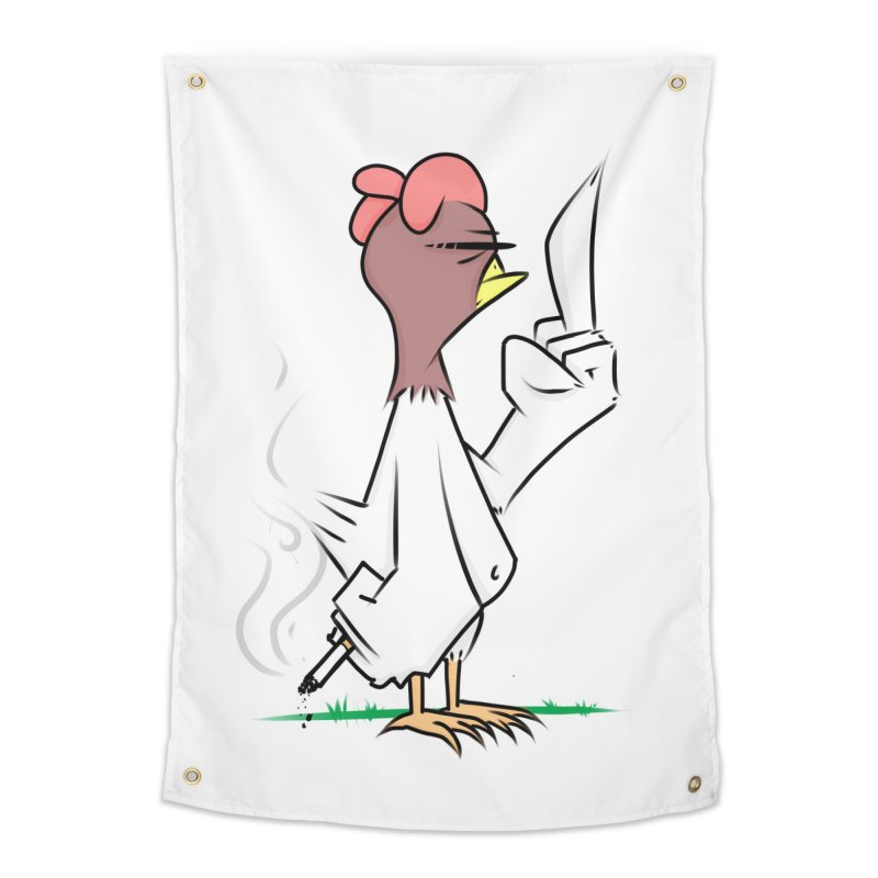 JERK CHICKEN Home Tapestry by litoq's Artist Shop