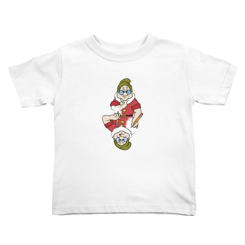 The Pair-O-Docs Paradox Kids Toddler T-Shirt by litoq's Artist Shop