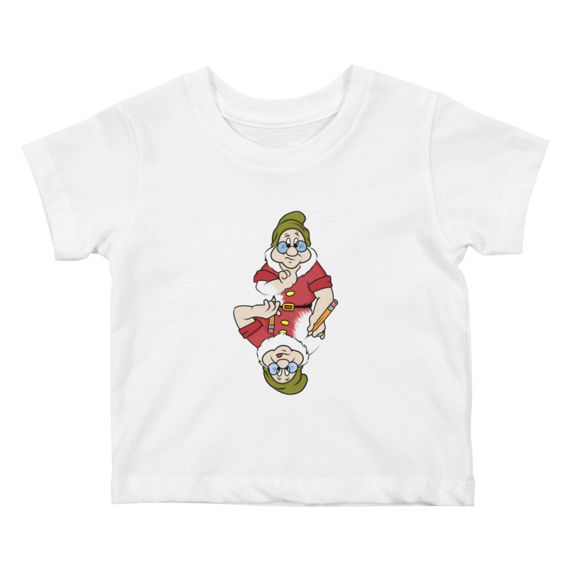The Pair-O-Docs Paradox Kids Baby T-Shirt by litoq's Artist Shop