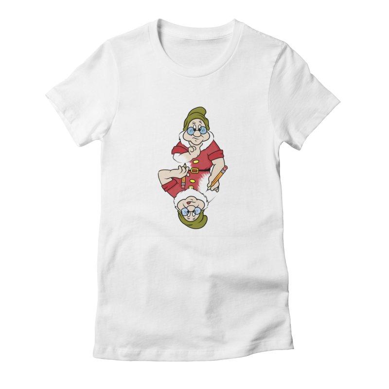 The Pair-O-Docs Paradox Women's T-Shirt by litoq's Artist Shop