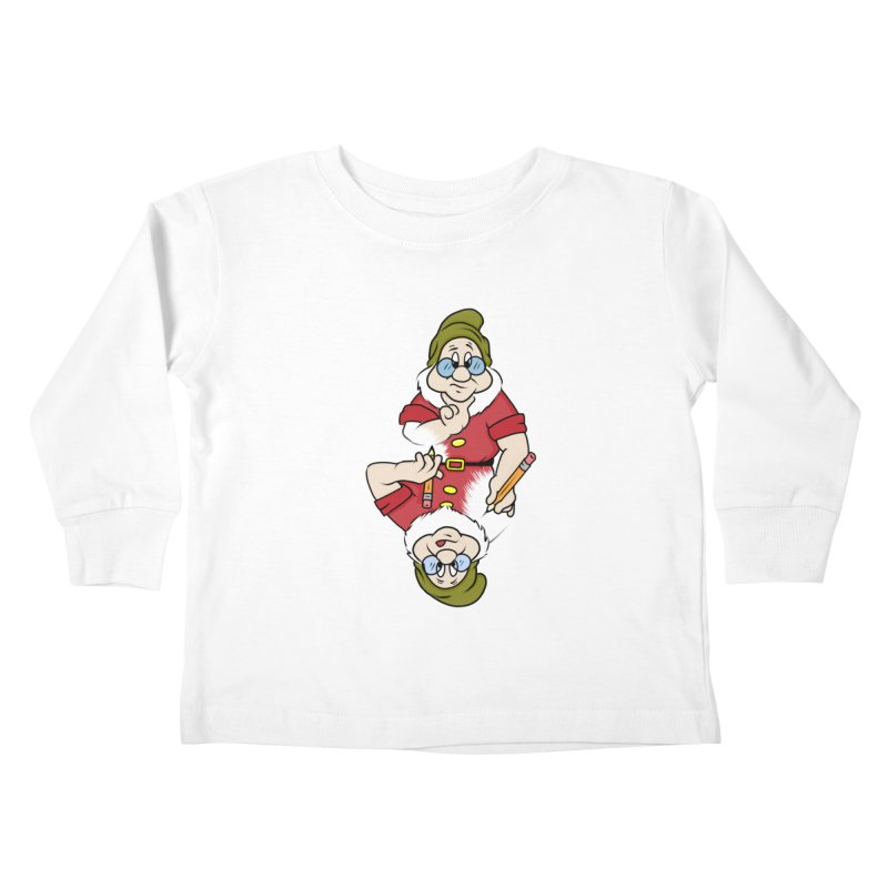 The Pair-O-Docs Paradox Kids Toddler Longsleeve T-Shirt by litoq's Artist Shop