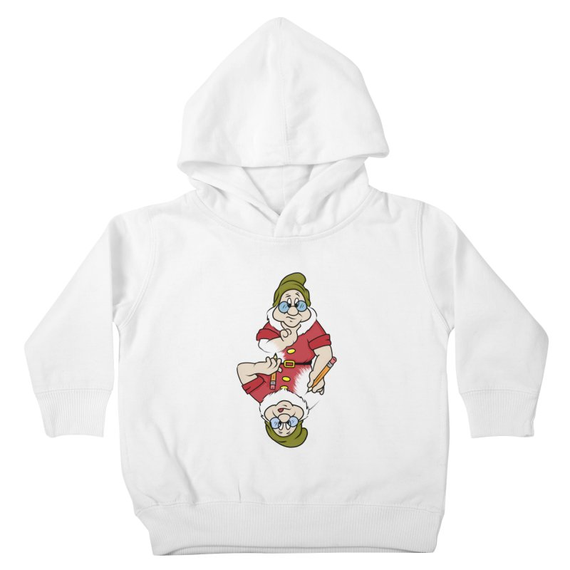 The Pair-O-Docs Paradox Kids Toddler Pullover Hoody by litoq's Artist Shop