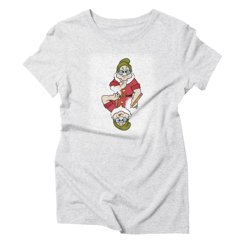 The Pair-O-Docs Paradox Women's Triblend T-Shirt by litoq's Artist Shop