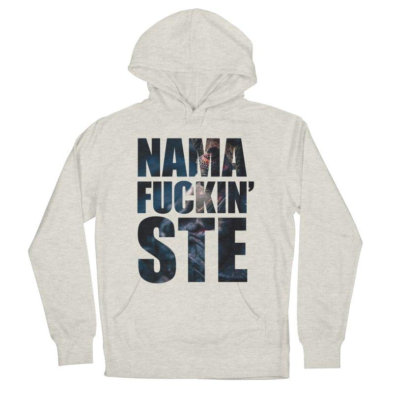 NAMAFUCKINSTE Men's Pullover Hoody by litoq's Artist Shop