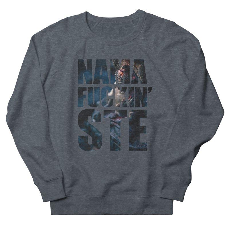NAMAFUCKINSTE Men's Sweatshirt by litoq's Artist Shop