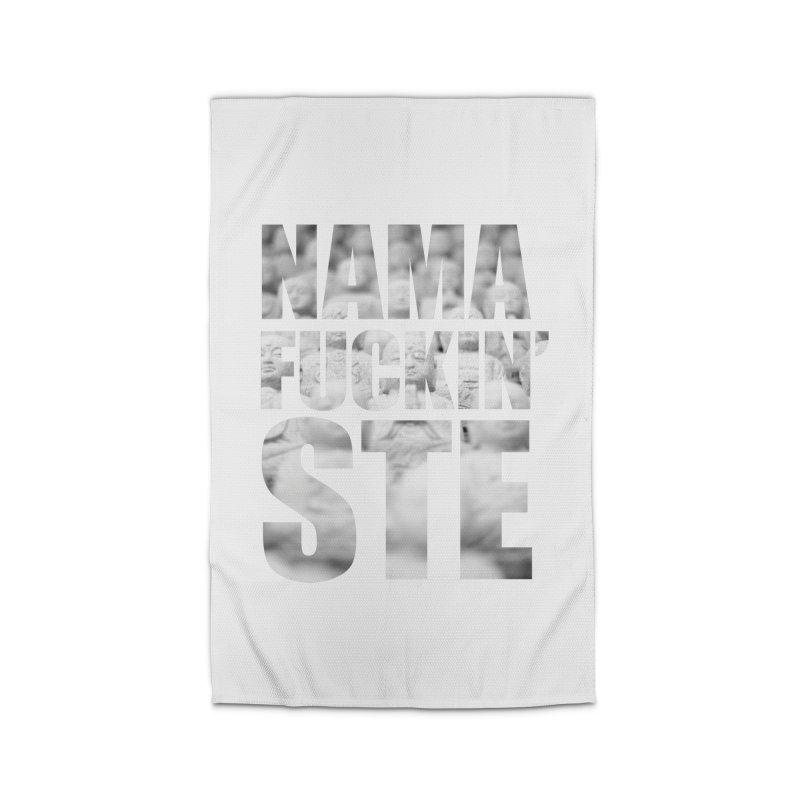 NAMAFUCKIN'STE II Home Rug by litoq's Artist Shop