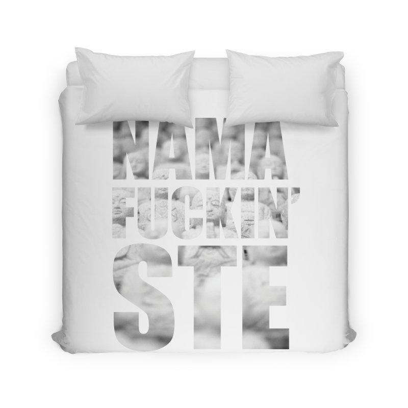 NAMAFUCKIN'STE II Home Duvet by litoq's Artist Shop