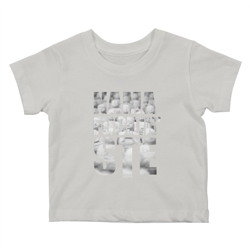 NAMAFUCKIN'STE II Kids Baby T-Shirt by litoq's Artist Shop
