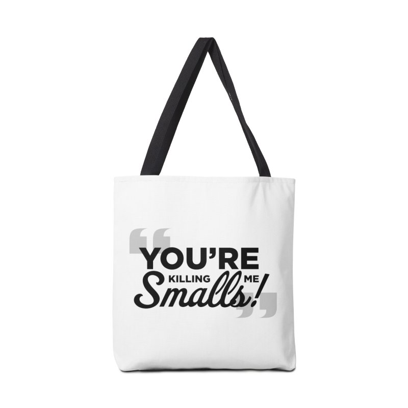 You're Killing Me! Accessories Bag by litoq's Artist Shop